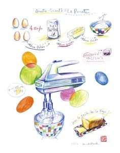 Cooking With JL Artesanato. Check Out These Simple Cooking Tips! Just like there are many ways to skin a cat, there are many ways to cook a good meal. Quatre Quart Cake, Tasty Movie, Movie Night Snacks, Illustrated Words, French Cake, Healthy Snacks For Kids, Food Illustrations, Baking Tips, Spice Things Up