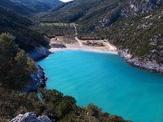 Glysteri beach - Skopelos, Greece