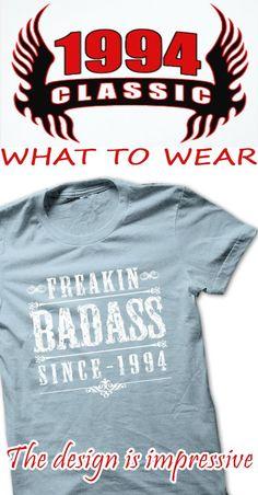 Freakin BadAss Since 1994