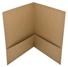 RePocket recycled presentation folders includes two storage pockets and business card slits for both horizontal and vertical business cards. Vertical Business Cards, Presentation Folder, Photography Business, Packaging Design, Recycling, Bobs, Objects, Pretty, Products
