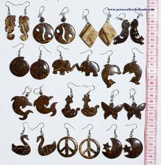 coconut jewelry - Google Search