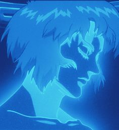 themuteprotagonist:  The Major Ghost in the Shell (1995) dir. Mamoru Oshii