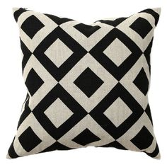 I pinned this African Diamond Pillow from the Jill Kargman event at Joss and Main!