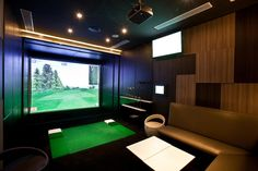 Images - Full Swing Golf: Indoor Golf Simulator Technology