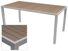 For indoor/outdoor use, They are manufactured for commercial use in high traffic areas, Durawood, will not fade or rot, Made for indoor and outdoor use, this is an excellent choice for your home or your business, Used at restaurants, resorts, hotels, weddings, Manufacturer's 3 Year Limited Warranty, This product can be customized to the customer's preferred finish for an additional charge. Please call for assistance