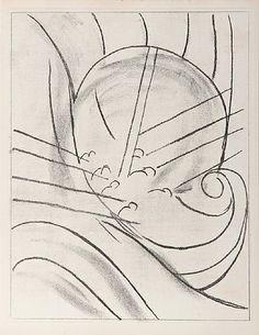 Henri Matisse, Odysseus' ship from Illustrations from James Joyce's Ulysses