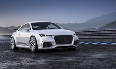 Audi TT クワトロ・スポーツ・コンセプト