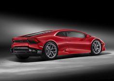 Rear-wheel drive Lamborghini Huracán LP 580-2 - Luxury News