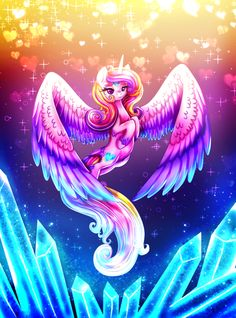 My Little Pony- Flurry Heart Dessin My Little Pony, My Little Pony Drawing, My Little Pony Comic, My Little Pony Pictures, Mlp My Little Pony, My Little Pony Friendship, Princesa Celestia, Celestia And Luna, Princess Cadence