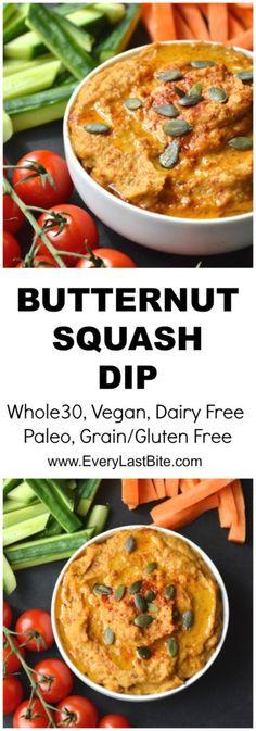 Butternut Squash Dip