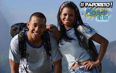 Jeniffer Nascimento e Antônio Carlos no #PapoReto, ao vivo, nesta sexta!