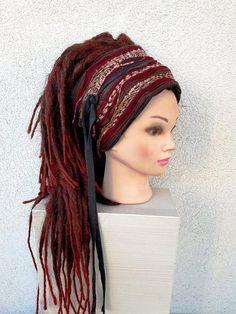 Hair color burgundy brown scarfs 43 new Ideas Balayage Brunette, Balayage Hair, Yoga Headband, Headbands, Dreadlock Accessories, Mac Eyeshadow, Boho Gypsy, Festival Outfits, Unisex