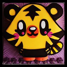 Moshi monsters - Jeepers Birthday Cake (thecustomcakeshop) Tags: birthday cakes cake birthdaycake monsters moshi jeepers moshimonsters moshling