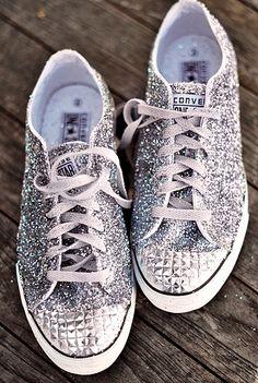 Converse that sparkle...