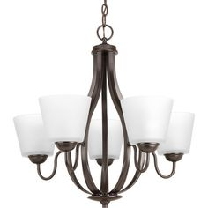 You'll love the Arden 5 Light Chandelier at Wayfair - Great Deals on all Lighting  products with Free Shipping on most stuff, even the big stuff.