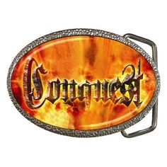High quality belt buckle in chrome finish. The belt buckle measures 3 x 2 and fits up to a 1 belt strap in width. It was made from zinc alloy, Thing 1, Judas Priest, Metallica, Belt Buckles, Heavy Metal, Old School, Coin Purse, Old Things, Pure Products