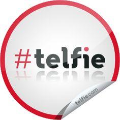 #telfie!