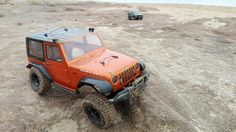 Rc 4x4 Scaler, Jeep Rubicon, AXIAL