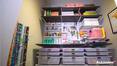Video Most Organized Home In America Part 2 By Professional Organizer Alejandra Costello Office Supply