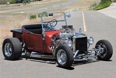 1924 FORD T-BUCKET CUSTOM ROADSTER - Barrett-Jackson Auction Company - World's Greatest Collector Car Auctions