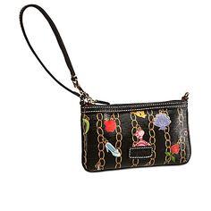Disney Charms Wristlet by Dooney & Bourke - Black   Bags & Totes   Disney Store