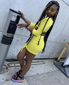 Best Baddie Outfits Part 6 Cute Swag Outfits, Dope Outfits, Trendy Outfits, Girl Outfits, Summer Outfits, Fashion Outfits, Black Girl Fashion, Look Fashion, Black Girl Braids
