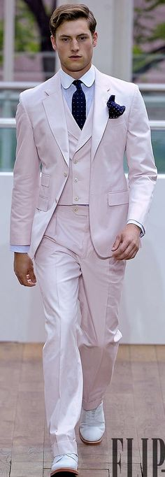 Hackett London SS 2013 | The House of Beccaria~♔PM