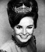 1965  Vonda Van Dyke   Phoenix, Arizona  Vonda is an accomplished singer, author, ventriloquist, speaker and entertainer. She won the coveted crown of Miss America in 1965.    Vonda had several firsts as a winner of the Miss America Pageant. She was the first to appear on stage in talent competition as a ventriloquist, the first to speak of her faith on national television, and the first and only winner to be named Miss Congeniality.