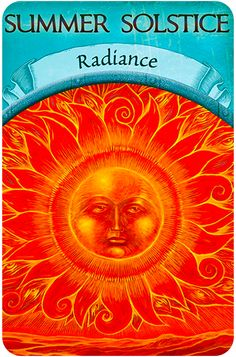 Card of the Week: Summer Solstice