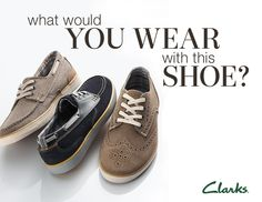 Clarks Spring Collection | Men's Boat Shoes