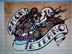 Adrian and my tattoo