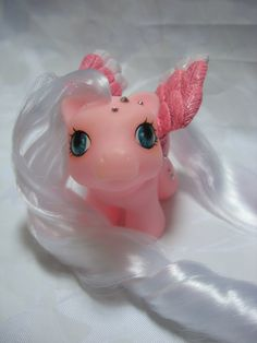 My little pony custom Baby Amour by AssassinKittyCustoms on Etsy, £25.00