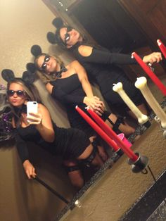 3 Blind Mice @Jessica Russo @Andrea Fremont