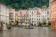 What To Do In Ljubljana (Even When It's Pouring) ?