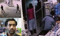 "Manveer Komer, an employee at a  store in Philadelphia saves a kidnapped doctor, telling her ""Get behind me, I'll protect you."""