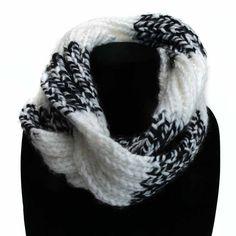 Zebra - Handmade by Primrose Cowls, Infinity, Scarves, Warm, Crafty, Handmade, Scarfs, Infinite, Tie Head Scarves
