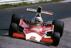 Jochen Maas - McLaren-Ford M23 - German GP Nürburgring 1975