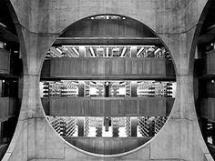 Louis Kahn - Exeter Library