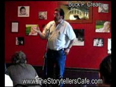 Buck P. Creacy Storyteller