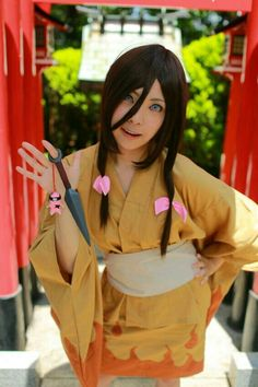 Cosplay Anime Costume Hyuga Hanabi Cosplay from Naruto - fancosplay Cosplay Anime, Naruto Cosplay, Cute Cosplay, Amazing Cosplay, Best Cosplay, Cosplay Girls, Naruto Shippuden Anime, Anime Naruto, Boruto