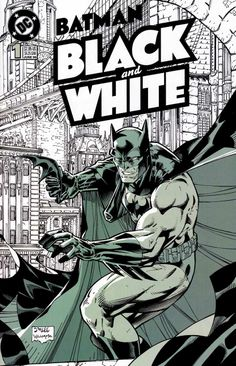 Batman Black & White Vol.1 #1