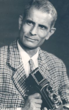 Abidmian Lalmian Syed (1904-1991), more popularly known as A.L. Syed, master of Indian photography