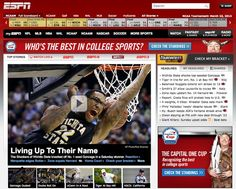 The Shockers, on the front of ESPN.com, are headed to the Sweet 16!