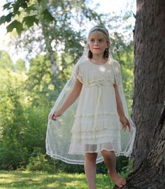 vintage first communion dresses - Google Search