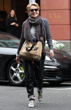Sharon Stone Photos: Sharon Stone Shops with a Friend