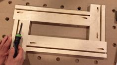 An Indispensable Router Accessory: DIY Adjustable Routing Template