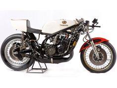 Yamaha TZ700