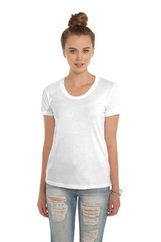 Poly Cotton Short Sleeve