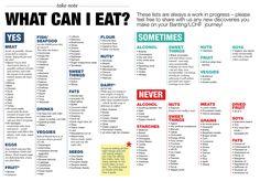 banting 5 week meal plan - Google Search