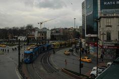 FOTOĞRAF ♌ TAHİRE -EMİNÖNÜ -SİRKECİ...İSTANBUL--YAĞMURLU BİR GÜN HATIRASI